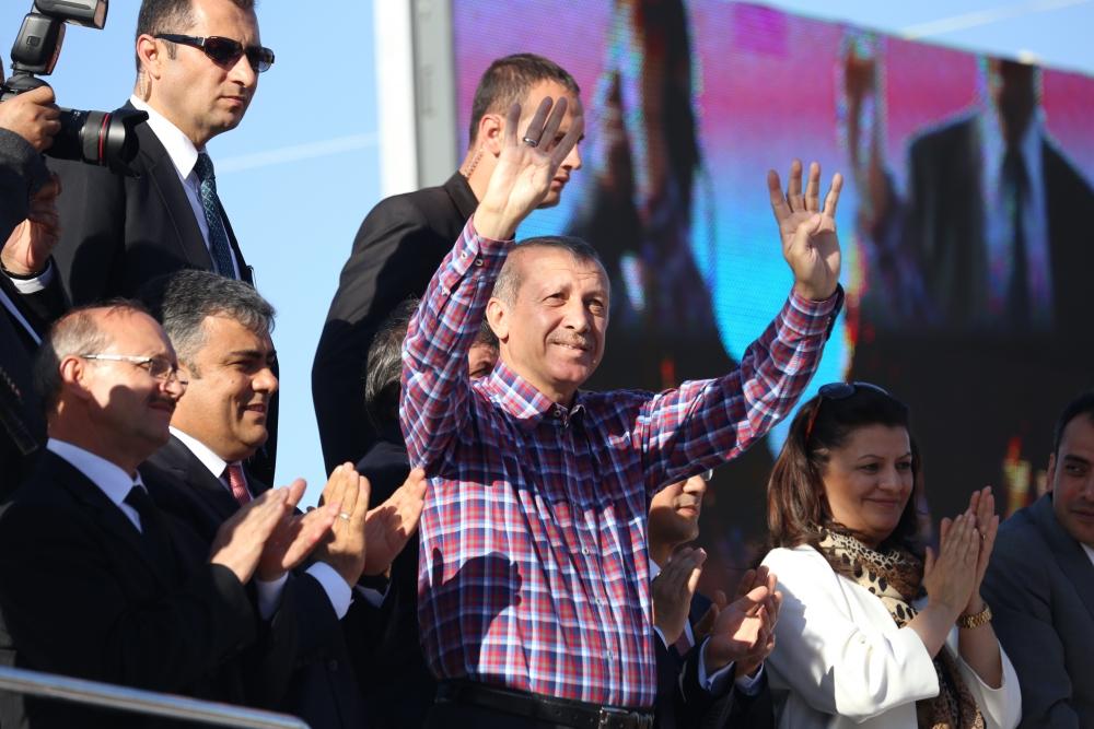 Başbakan Erdoğan Ereğli'de 21
