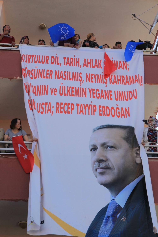 Başbakan Erdoğan Ereğli'de 22