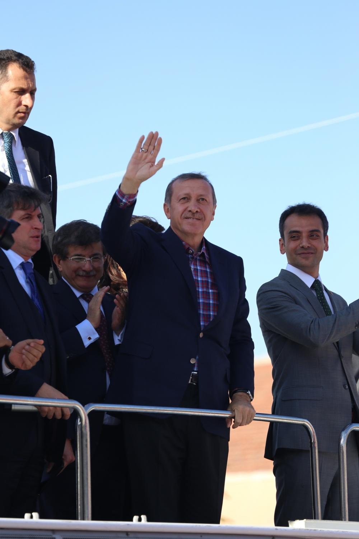 Başbakan Erdoğan Ereğli'de 5