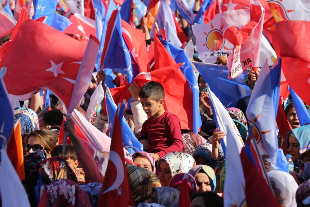 Başbakan Erdoğan Ereğli'de 8