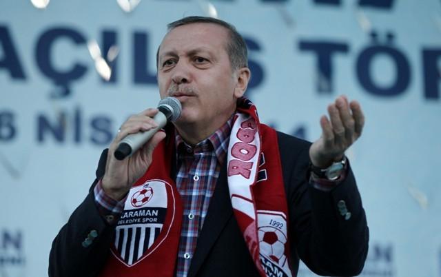 Başbakan Erdoğan, Karaman'da 15