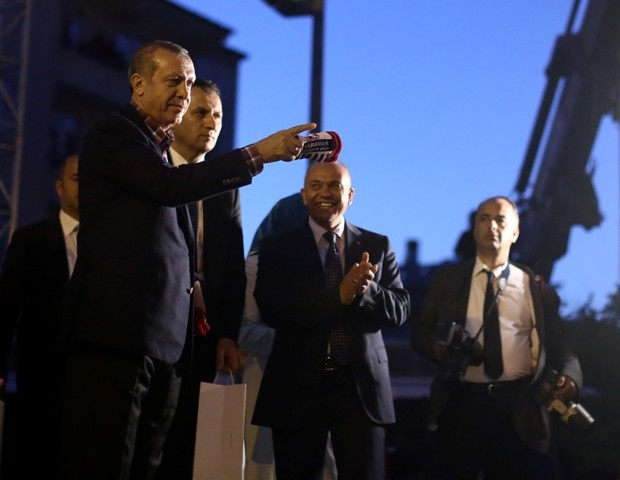 Başbakan Erdoğan, Karaman'da 18