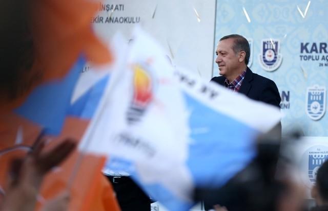 Başbakan Erdoğan, Karaman'da 2