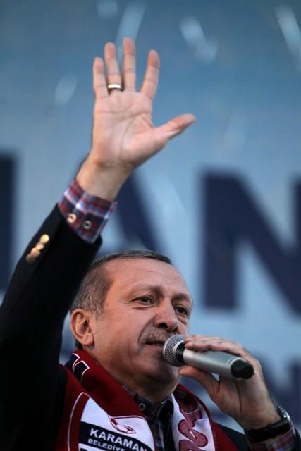Başbakan Erdoğan, Karaman'da 22