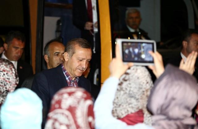 Başbakan Erdoğan, Karaman'da 25