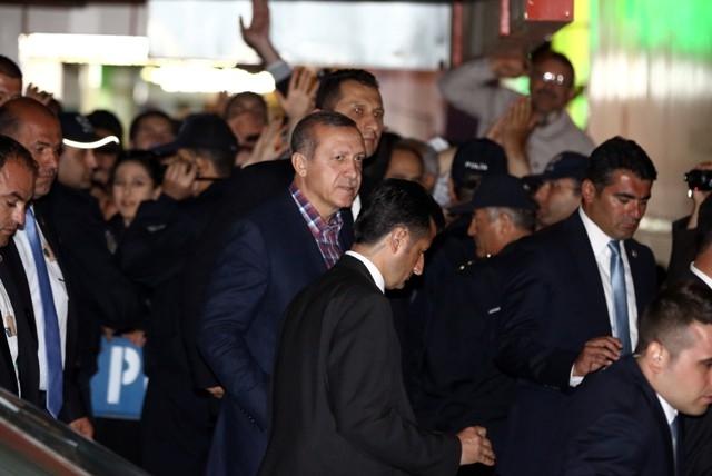 Başbakan Erdoğan, Karaman'da 26