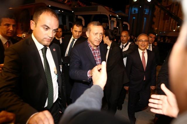 Başbakan Erdoğan, Karaman'da 27