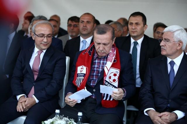 Başbakan Erdoğan, Karaman'da 6