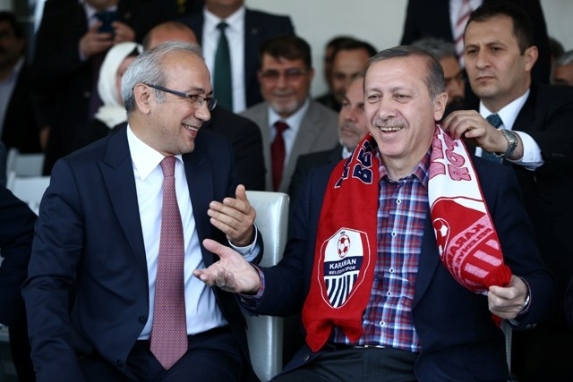 Başbakan Erdoğan, Karaman'da 7