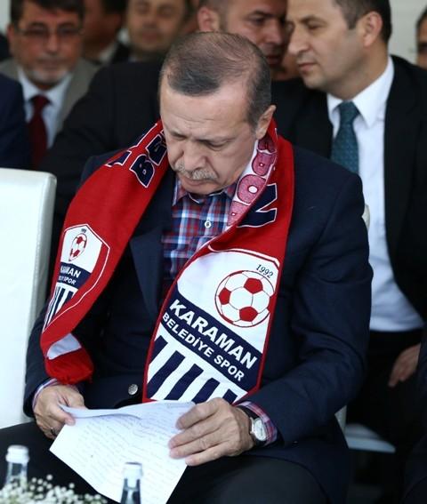 Başbakan Erdoğan, Karaman'da 8