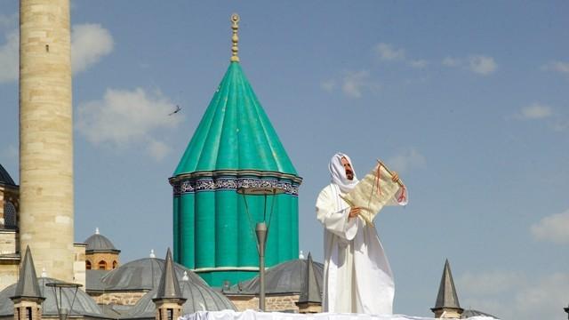 Mevlana'nın Konya'ya gelişinin 786. yıl dönümü 3