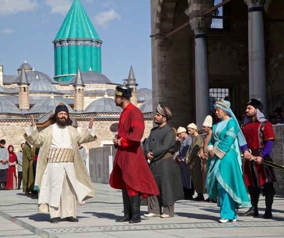 Mevlana'nın Konya'ya gelişinin 786. yıl dönümü 8