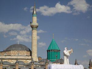 Mevlana'nın Konya'ya gelişinin 786. yıl dönümü