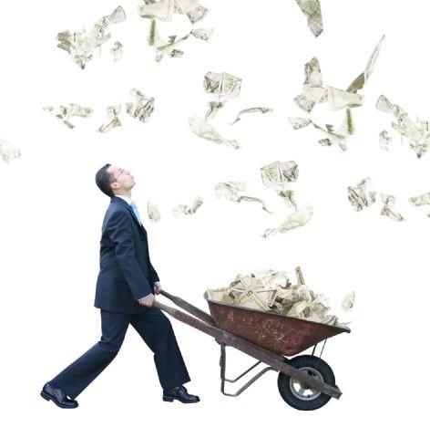Para biriktirmenin yolları 9