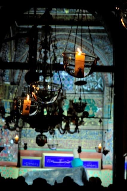 Mevlana Müzesi'nde Şeb-i Arus duası 14