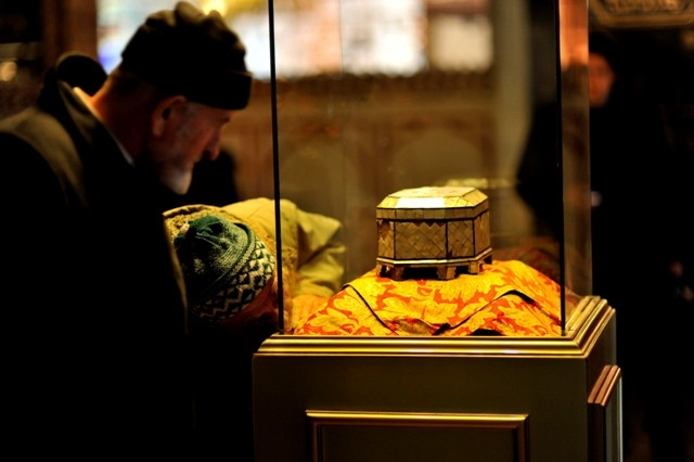 Mevlana Müzesi'nde Şeb-i Arus duası 5