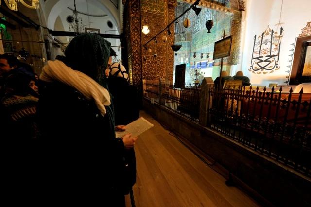 Mevlana Müzesi'nde Şeb-i Arus duası 6