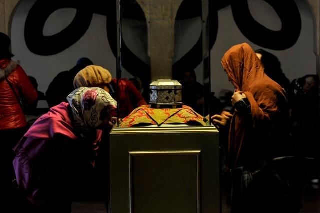 Mevlana Müzesi'nde Şeb-i Arus duası 7
