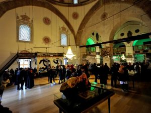 Mevlana Müzesi'nde Şeb-i Arus duası