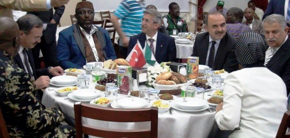 MÜSİAD Konya Nijerya heyetini ağırladı 1