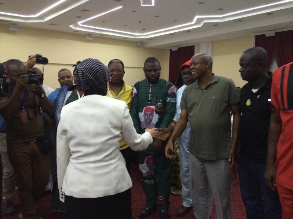 MÜSİAD Konya Nijerya heyetini ağırladı 11