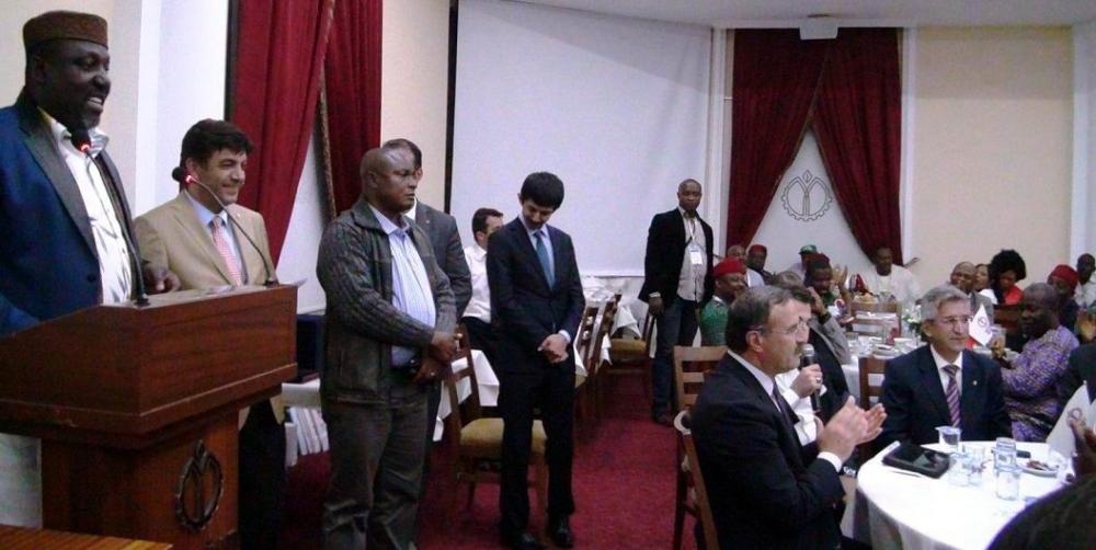 MÜSİAD Konya Nijerya heyetini ağırladı 3