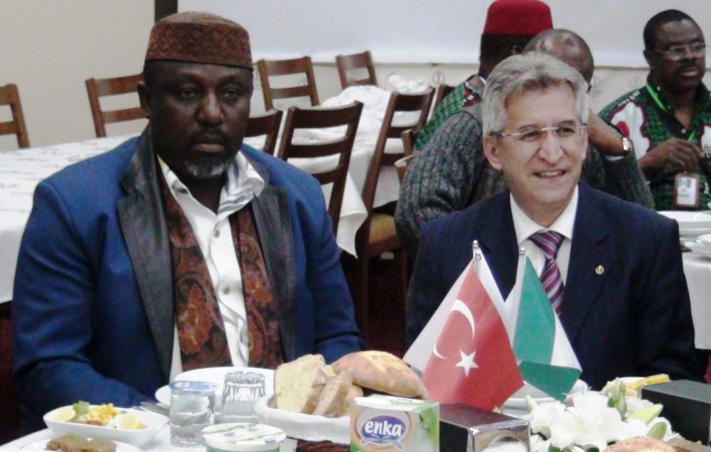 MÜSİAD Konya Nijerya heyetini ağırladı 4