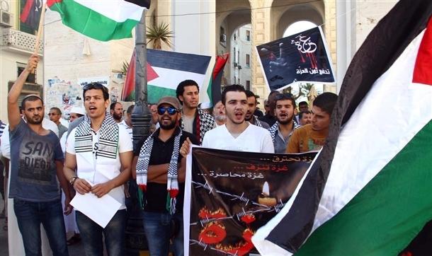 Dünya İsrail'i protesto ediyor 11