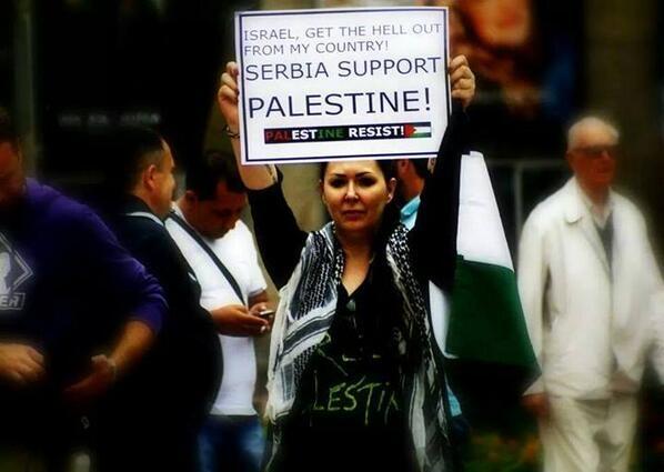 Dünya İsrail'i protesto ediyor 8