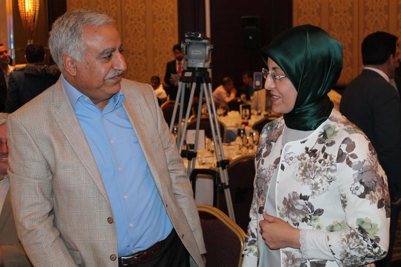 9. Geleneksel Konyalılar iftar buluşması 13
