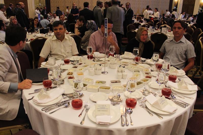 9. Geleneksel Konyalılar iftar buluşması 15