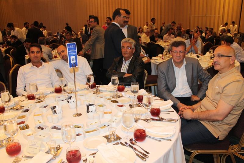 9. Geleneksel Konyalılar iftar buluşması 16