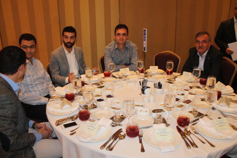 9. Geleneksel Konyalılar iftar buluşması 2