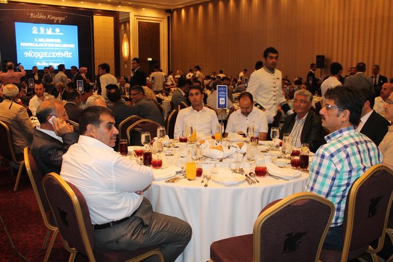 9. Geleneksel Konyalılar iftar buluşması 21
