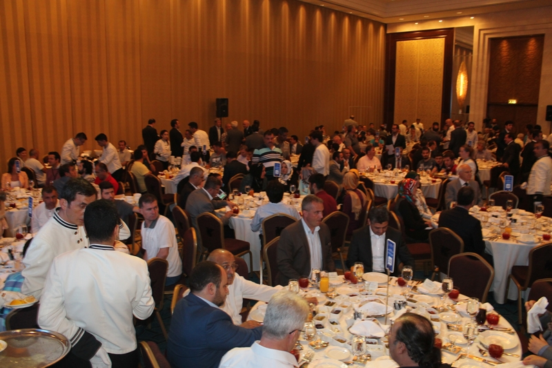 9. Geleneksel Konyalılar iftar buluşması 28