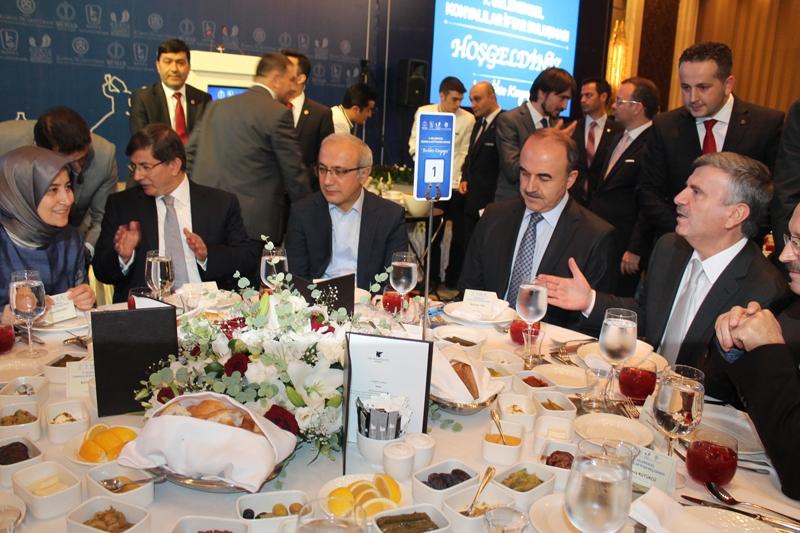 9. Geleneksel Konyalılar iftar buluşması 32