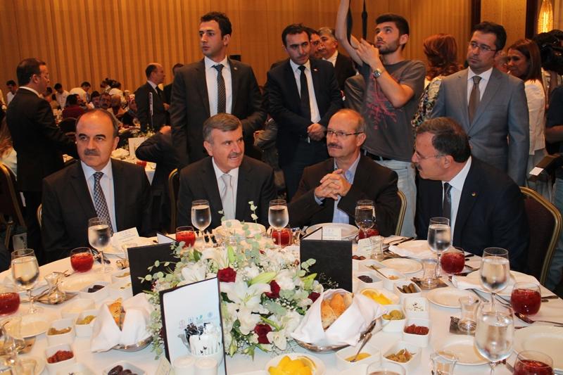 9. Geleneksel Konyalılar iftar buluşması 36