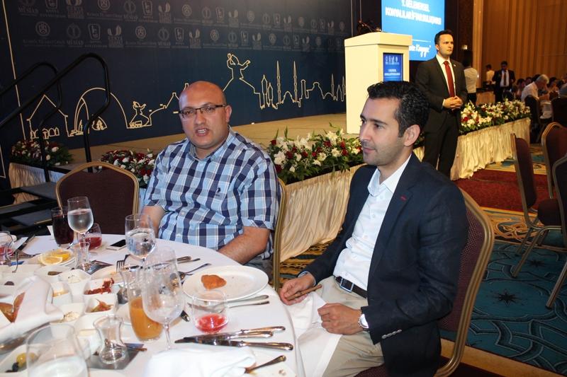 9. Geleneksel Konyalılar iftar buluşması 41