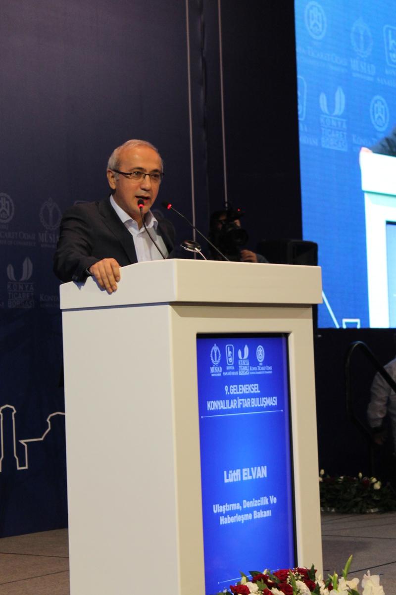 9. Geleneksel Konyalılar iftar buluşması 46