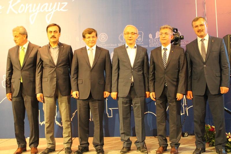 9. Geleneksel Konyalılar iftar buluşması 49
