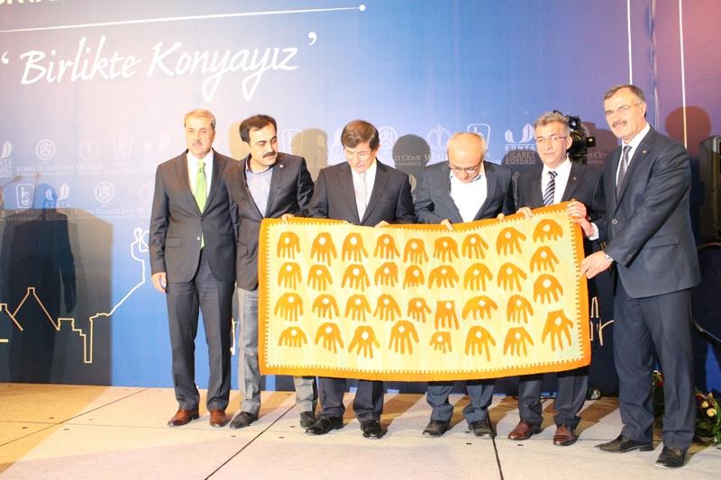 9. Geleneksel Konyalılar iftar buluşması 51