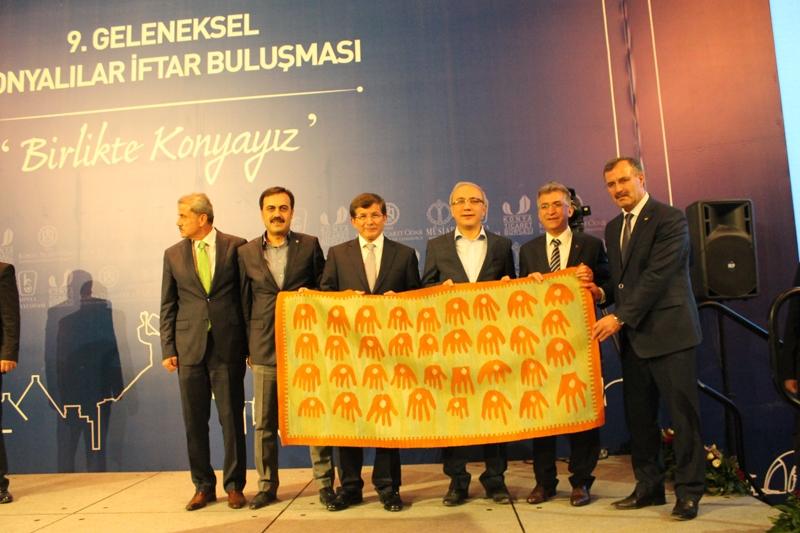 9. Geleneksel Konyalılar iftar buluşması 52