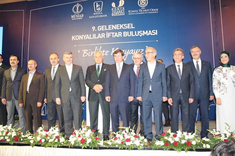 9. Geleneksel Konyalılar iftar buluşması 53