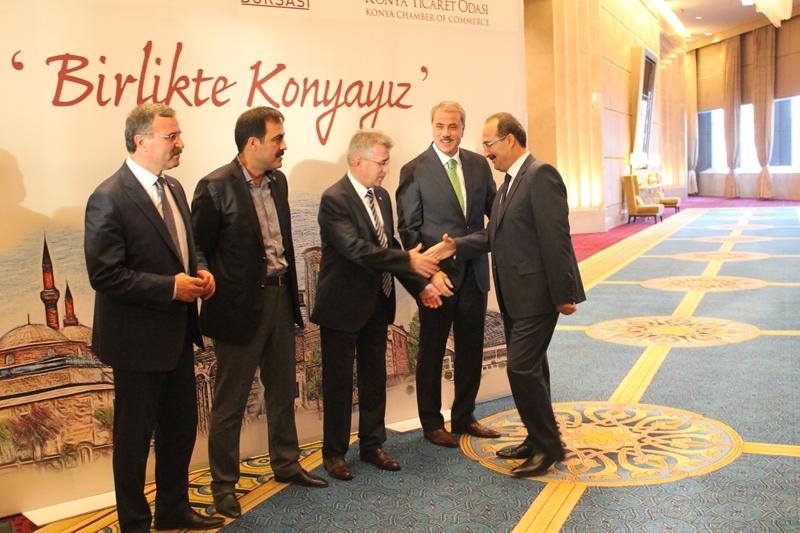 9. Geleneksel Konyalılar iftar buluşması 55