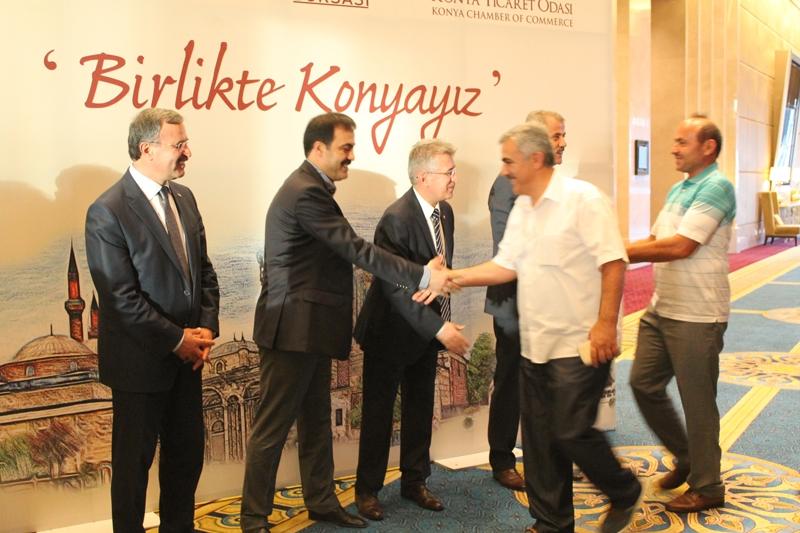 9. Geleneksel Konyalılar iftar buluşması 56