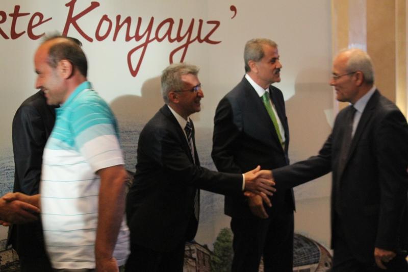 9. Geleneksel Konyalılar iftar buluşması 57