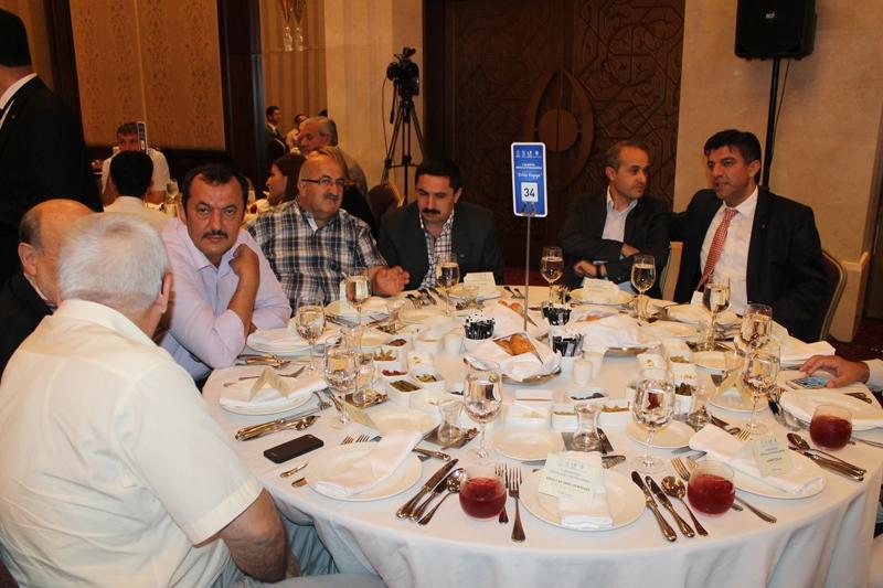 9. Geleneksel Konyalılar iftar buluşması 6
