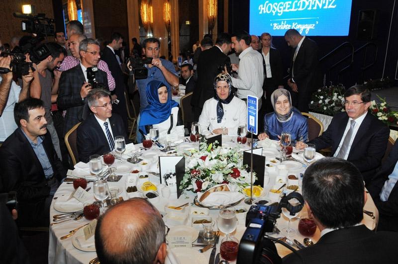 9. Geleneksel Konyalılar iftar buluşması 61