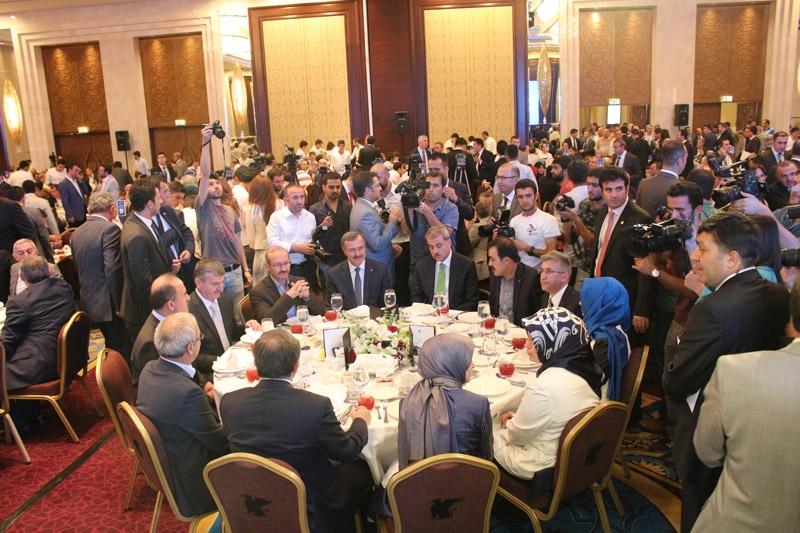 9. Geleneksel Konyalılar iftar buluşması 62
