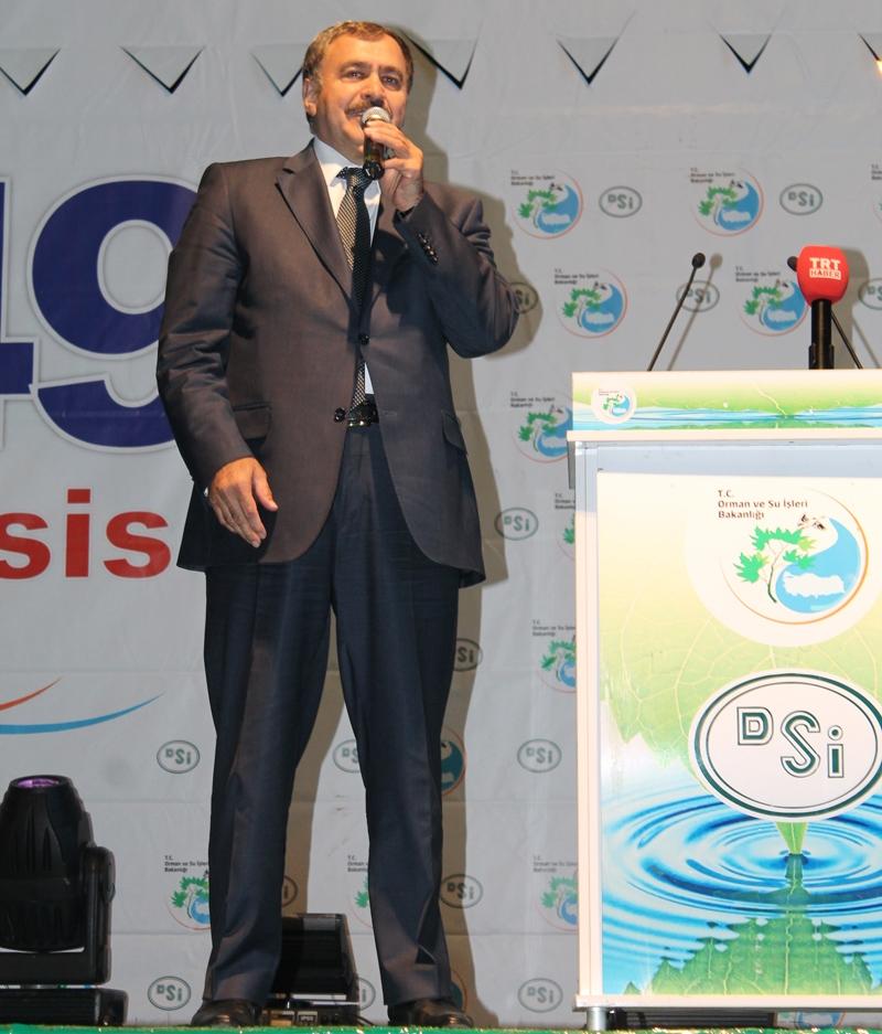 Konya hidroelektrik santrale kavuşuyor 14
